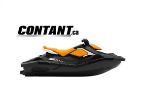2018 Sea-Doo RECREATIF SPARK 2 PLACES 900 HO ACE ROTAX DE BASE