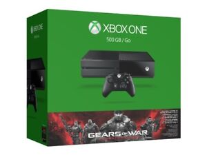 Xbox One Gears Of War Bundle
