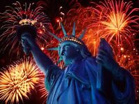New Year's Eve in New York City bus tour from Summerside