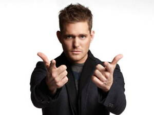 Michael Buble July 26 BESTSEATS FLOOR CENTER