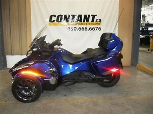 2013 Can-Am Can-Am Spyder RT-S SE5