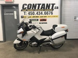 2006 MOTOCYCLETTES BMW Moto BMW 1200 RT Police Pack