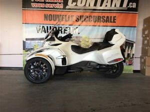 2017 Can-Am CAN-AM SPYDER RT-S SE6