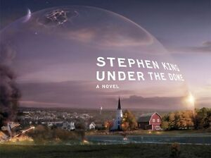 Stephen King - Under the dome (hardcover 1073 pages)