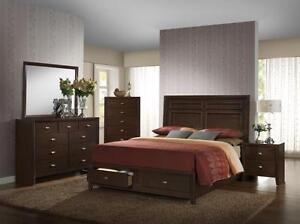 8 PCS QUEEN BEDROOM SET LIMITED OFFER ONLY FOR 1950$