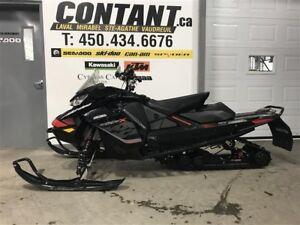 2018 MOTONEIGES Ski-Doo MXZ X 850 E-TEC E.S. ice ripper