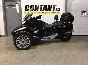 2013 Can-Am RT (Modele Touring) limited se5