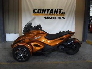 2014 Can-Am Can-Am Spyder ST-S SE5