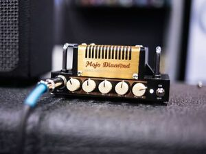 Mini amp head inspired by Fender Tweed. Brand new. 10% OFF!
