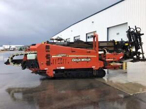 Used 2008 Ditch Witch JT4020M1 Directional Drill - 715 Hours