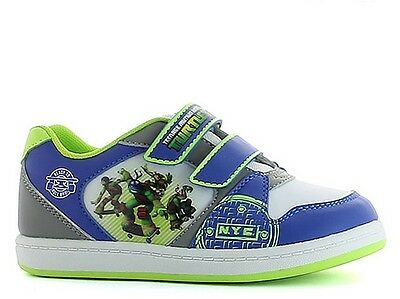 NEU TEENAGE MUTANT NINJA TURTLES Kinderschuhe Sneaker Jungen Kleinkinder 29 - 32 ()