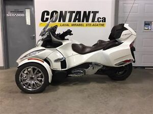 2013 Can-Am SPYDER RT LTD LIMITED