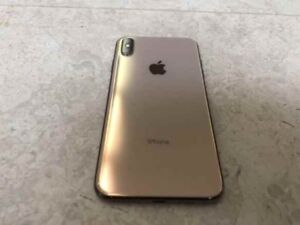 Iphone SX MAX 512GB  GOLD!