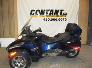 2011 Can-Am RT (Modele Touring) RT-S se5