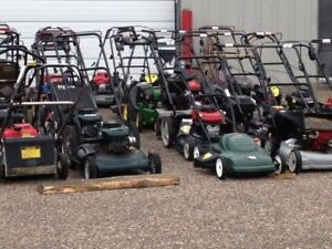 LAWNMOWERS.TORO.HONDA.LAWNBOY.CLUBCADET.TROY.MTD.JOHNDEERE.