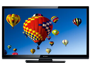 39 inch Emerson LED HDTV TV w/3 HDMI ports and stand