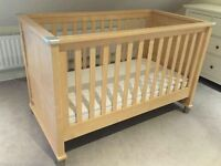 Mamma and Pappas cot bed Modensa style