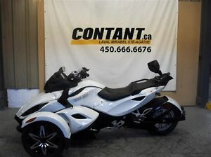 2010 Can-Am Can-Am Spyder RS