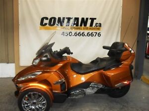 2014 Can-Am RT (Modele Touring) limited se6