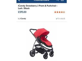 icandy strawberry 2
