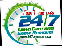 24/7 LAWNCARE FREE ESTIMATES SAME DAY SERVICE CALL OR.TEXT NOW