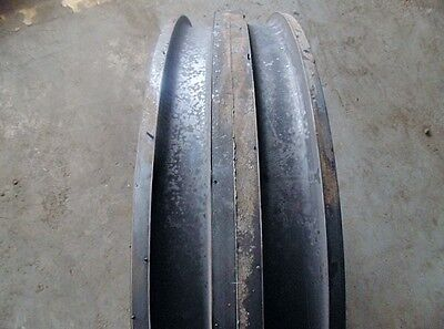 7.50-18 Tire New Overstocks 8ply Tractor Front 3-rib 75018