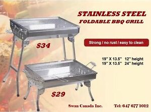 Grill  Stainless steel BBQ Grill