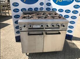 Used Falcon 6 Ring Cooker