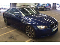 Blue BMW M3 4.0 DCT 2013 M3 FROM £109 PER WEEK!