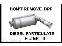 DPF CAT SCR Diesel Particulate filter cleaning