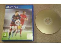 Fifa 16 like new used once clean disk