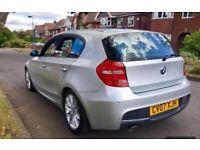 BMW 118D MSPORTS