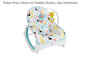 Wanted: Fisher Price infant to toddler rocker