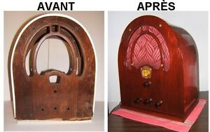 Restauration de radio antique Laval / North Shore Greater Montréal image 3