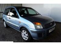 2007 Ford Fusion 1.4 Style Climate 2 Keys