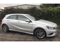 Mercedes Benz A-class silver 14 plate- no tax to pay, cheap to run!