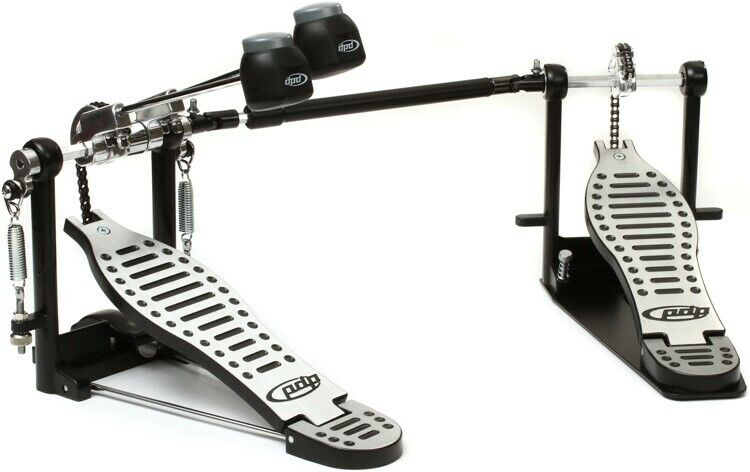 NEW - PDP 400 Series Left-Handed Double Bass Drum Pedal, #PDDP402L