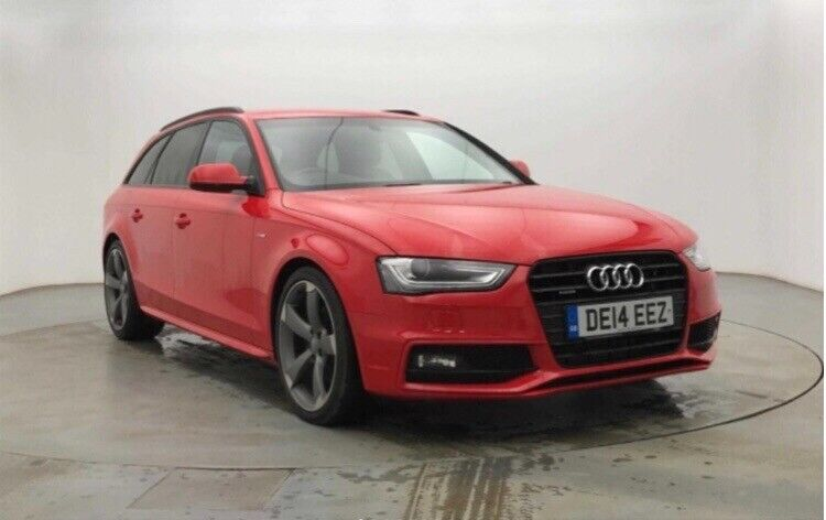 Audi A4 2 0 Tdi Quattro, S Line, Black Edition, Leather, Navi      many  extras  | in Blandford Forum, Dorset | Gumtree