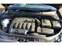 Audi seat skoda volkswagen 2.0tdi bkd complete engine low mileage