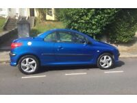 Peugeot 206 CC for sale