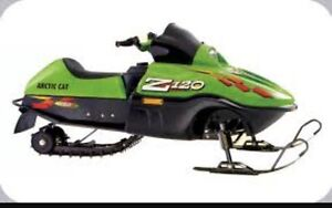 Looking for a 120cc kids snowmobile