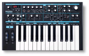 New Novation Bass Station II