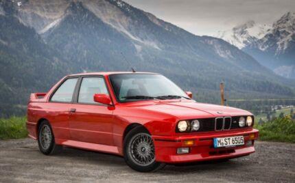 Wanted: BMW E30 / E36 / E46 M3 - WANTED