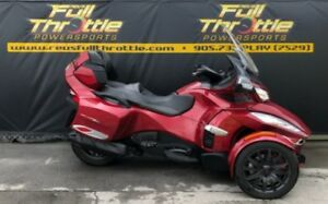 2015 Can-Am Spyder RT-Limited