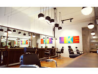 FREE HAIRCUTS AND DISCOUNTED COLOURS - The Lion and The Fox, Clerkenwell