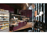 * Full-time Kitchen Porter * Premium Food Retail Brand * Central London *
