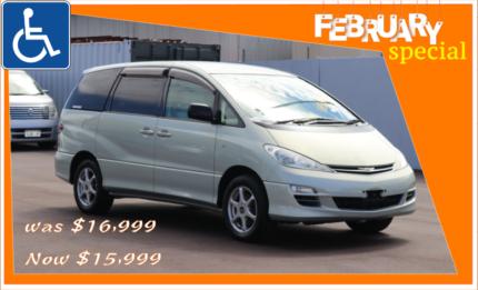 Toyota Estima/Tarago, 7 Seater , MPV, People Mover Kenwick Gosnells Area Preview
