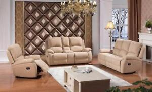FABRIC RECLINER SET ON SALE (BF-86)