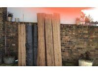 Bamboo fencing - £5 a sheet