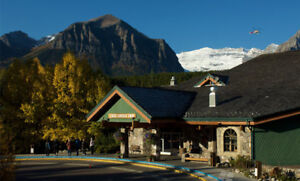 Lake Louise Hotel room for sale